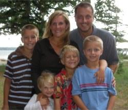Sanger family 2008